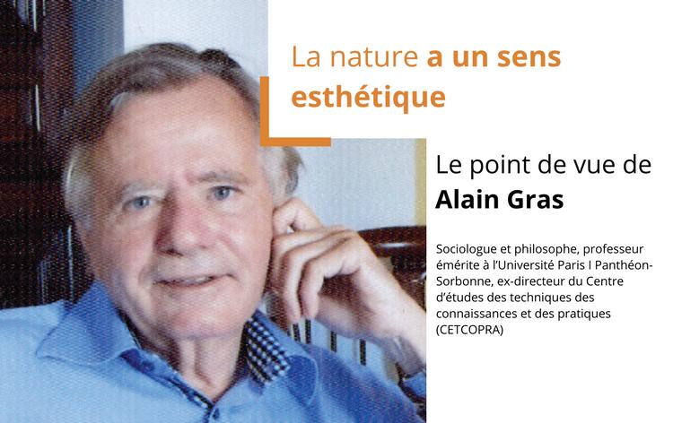 Le point de vue de Alain Gras