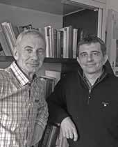 John Thompson et Raphaël Mathevet, Cefe CNRS