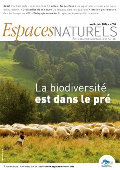 Sommaire Espaces naturels n°54