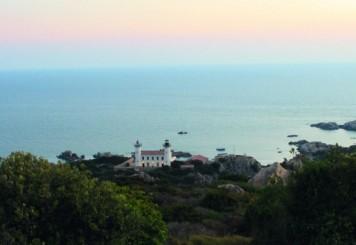 Le phare de Senetosa - © R. Leonardini - Conservatoire du littoral