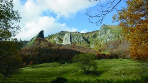 RN de la vallée de Chaudefour dans les monts du Sancy (Puy-de-Dôme)