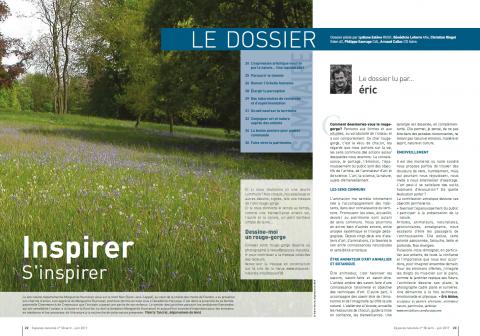 Dossier Inspirer, s'inspirer